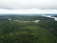 40 Acre Lot in Northern Ontario on land for sale in Canada
